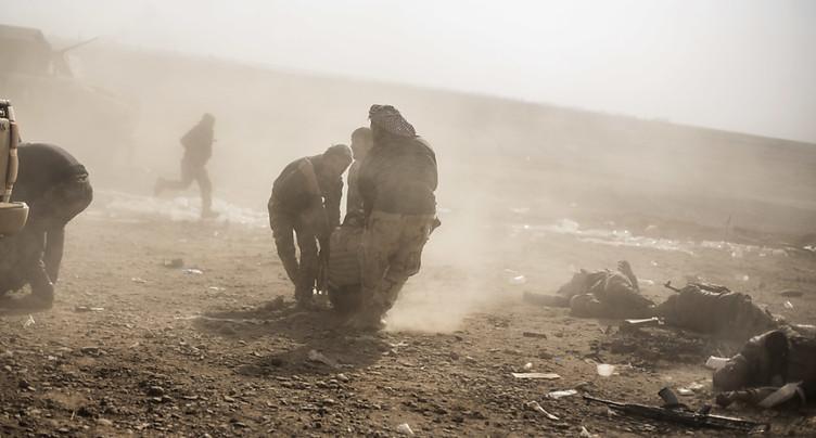 Offensive sur Mossoul: le CICR intensifie son action en Irak