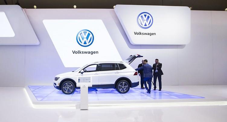 Volkswagen enregistre un bénéfice courant record