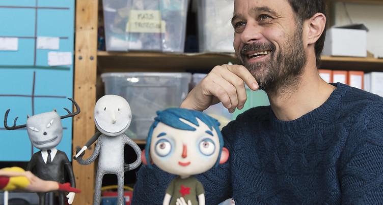 César du meilleur film d'animation pour « Courgette »