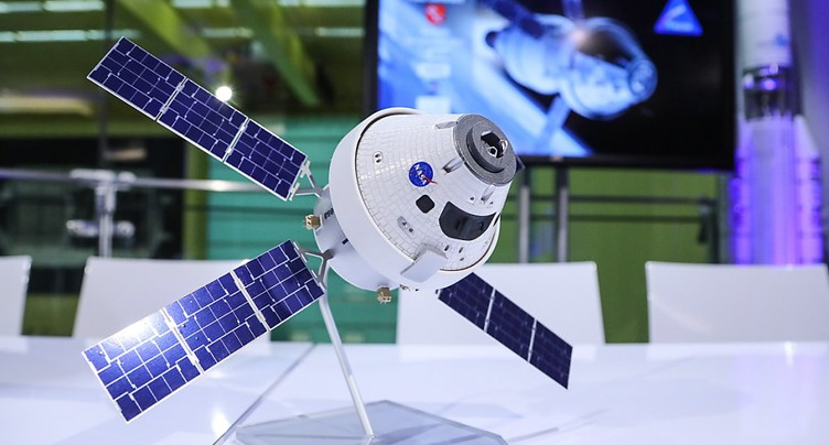 La NASA envisage d'anticiper une mission habitée vers l'espace