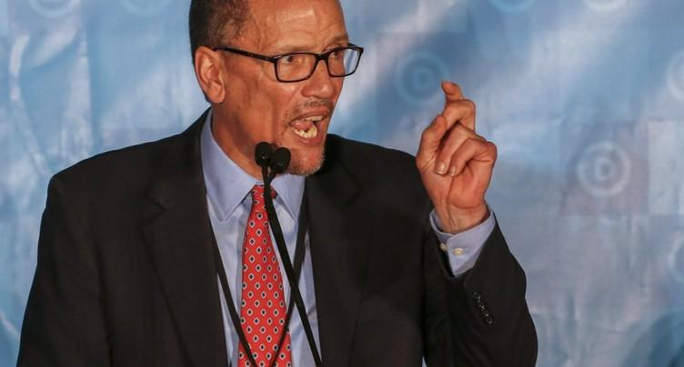 Les démocrates choisissent Tom Perez pour diriger le parti