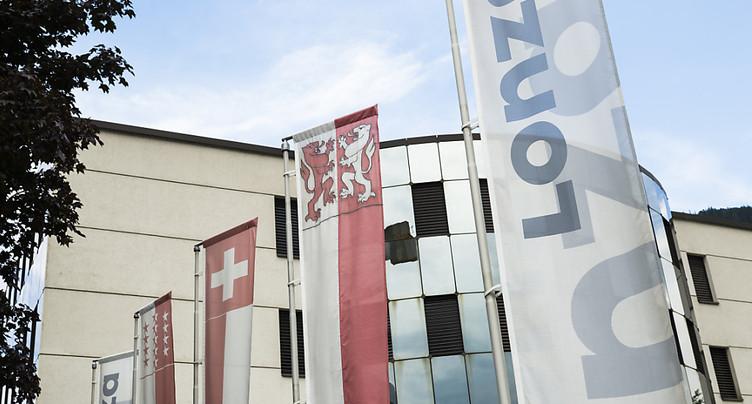 Lonza et Sanofi investissent 290 millions dans une usine à Viège