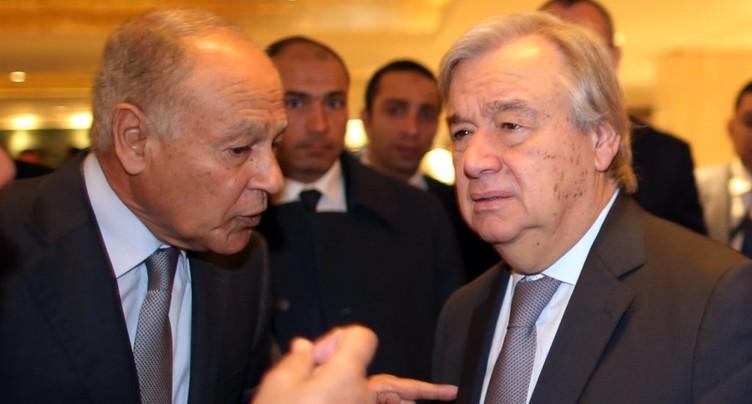 Guterres dénonce la « maladie » du mépris des droits humains