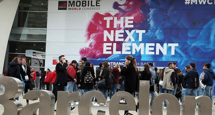 Le Congrès mondial des télécoms ouvre ses portes à Barcelone