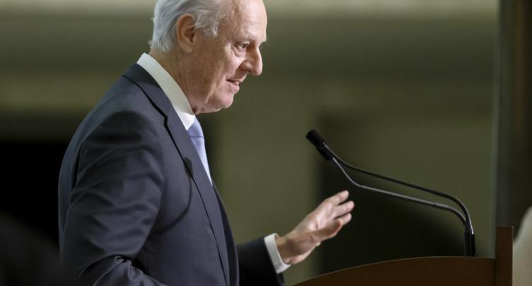 Syrie: les pourparlers à Genève s'achèvent sur un léger avantage au régime