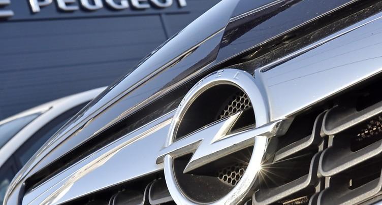 Reprise d'Opel par PSA: une opération complexe riche d'opportunités