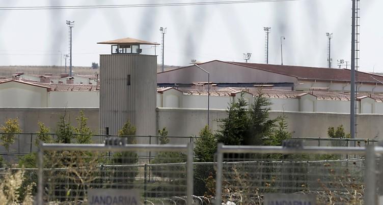 Des diplomates turcs ont demandé l'asile en Suisse