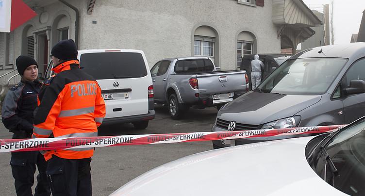 Le double meurtre de Laupen (BE) lié à un meurtre à Zurich