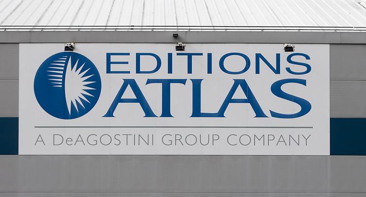 Les éditions Atlas vont mettre la clé sous la porte à Cheseaux (VD)