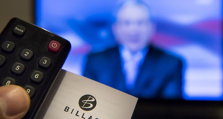 La redevance radio-TV sera perçue par la société Serafe