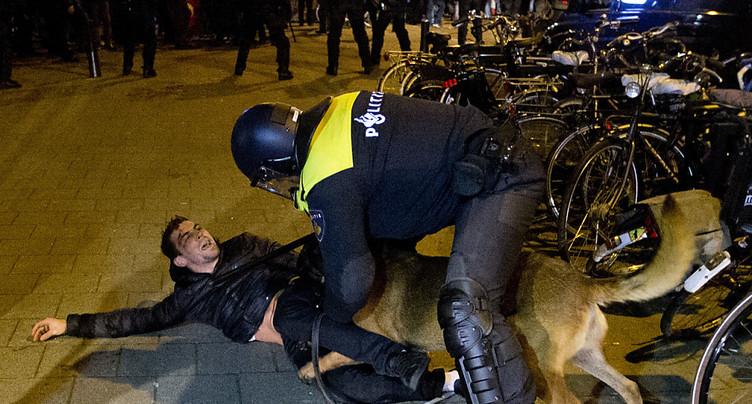 Crise entre La Haye et Ankara: deux ministres turcs refoulés