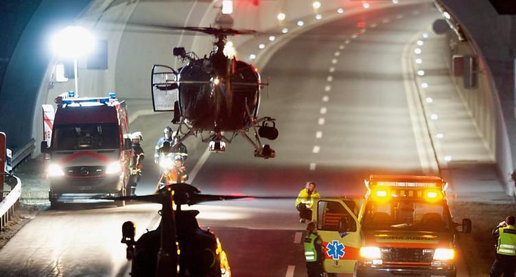 Il y a cinq ans, 28 personnes, dont 22 enfants, perdaient la vie dans un tunnel en Valais