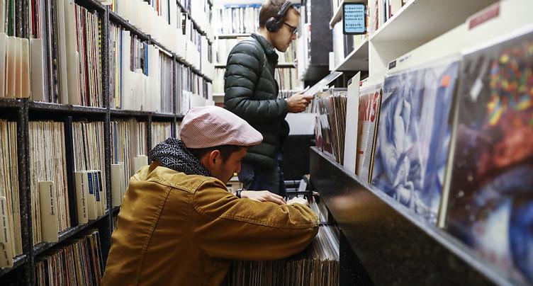 Première stabilisation du marché de la musique suisse depuis 16 ans