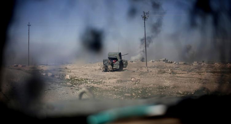 Mossoul: combats intenses aux abords de la vieille ville