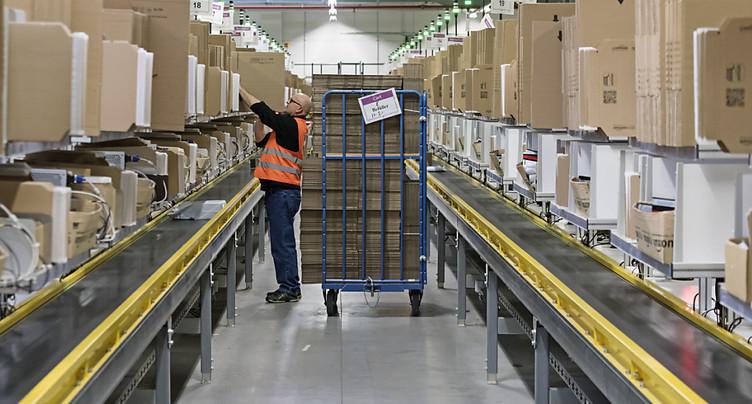 Les entreprises industrielles sont plus confiantes en l'avenir