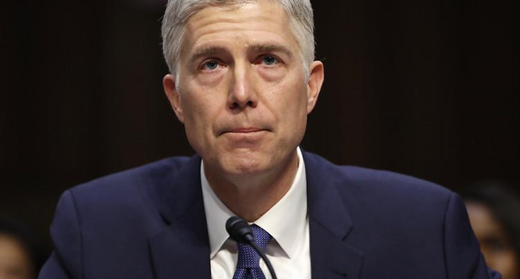 Le neuvième juge de la Cour suprême passe son grand oral