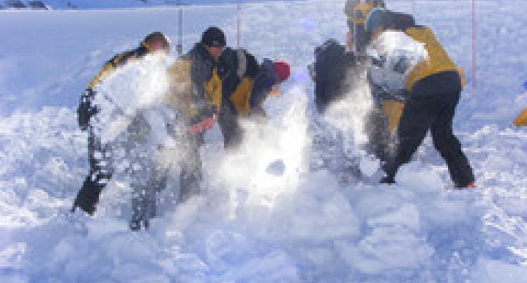 Moins d'accidents mortels en montagne en Suisse en 2016