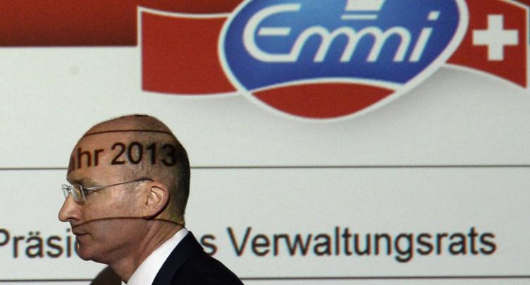 Emmi voit sa rentabilité nettement progresser en 2016