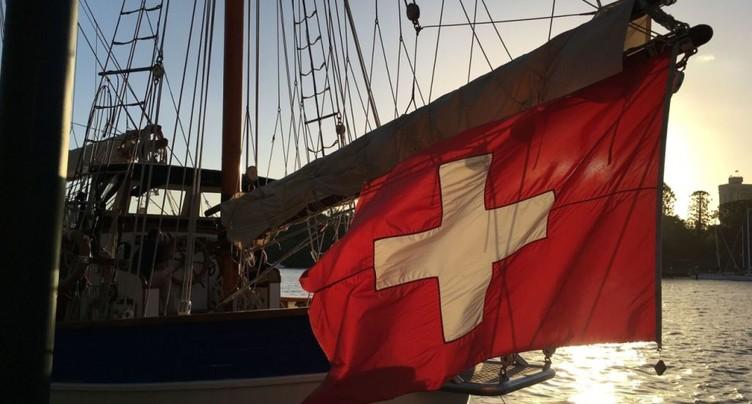 L'expédition suisse Ocean Mapping ausculte la Barrière de corail