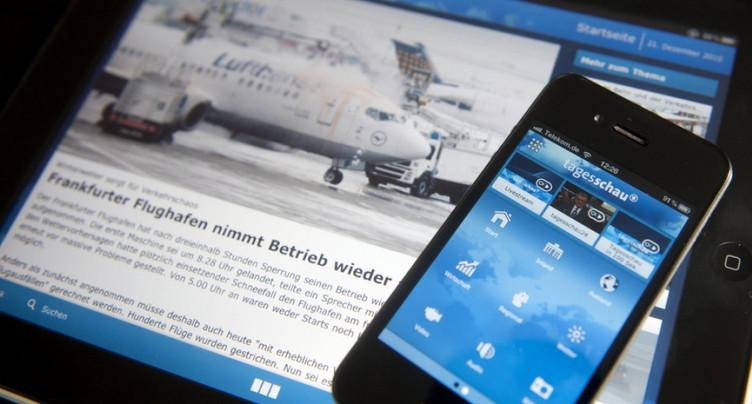 La Suisse n'interdira pas ordinateurs et tablettes dans les avions
