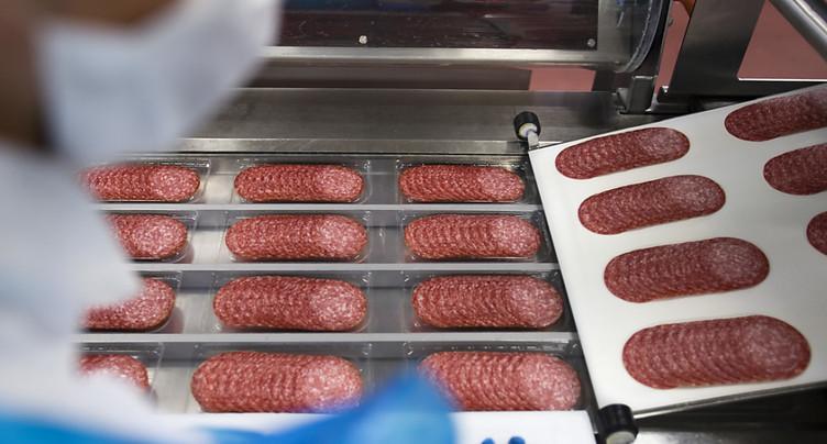 Berne renforce ses contrôles sur les livraisons de viande du Brésil