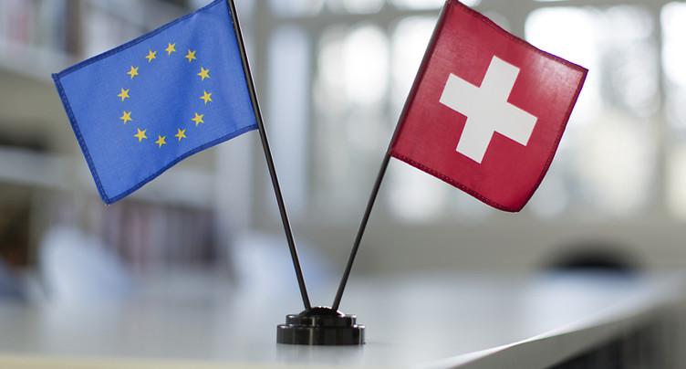2017, année du dégel entre Suisse et UE pour l'ambassadeur de l'UE