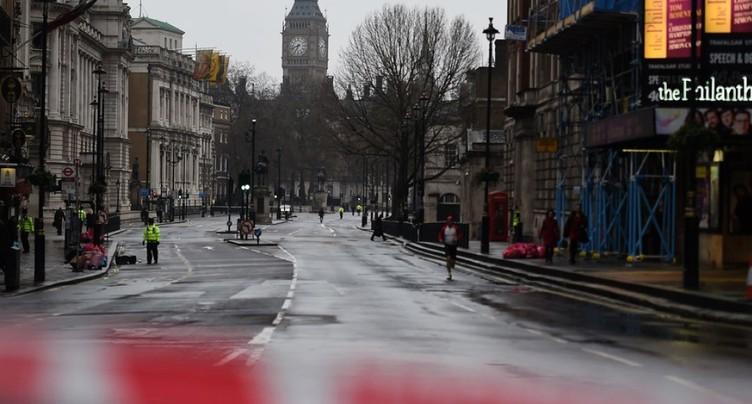 Sept personnes arrêtées en lien avec l'attaque de Londres