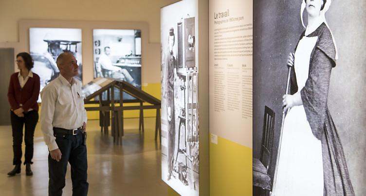 Le travail au coeur de la nouvelle expo du Château de Prangins (VD)