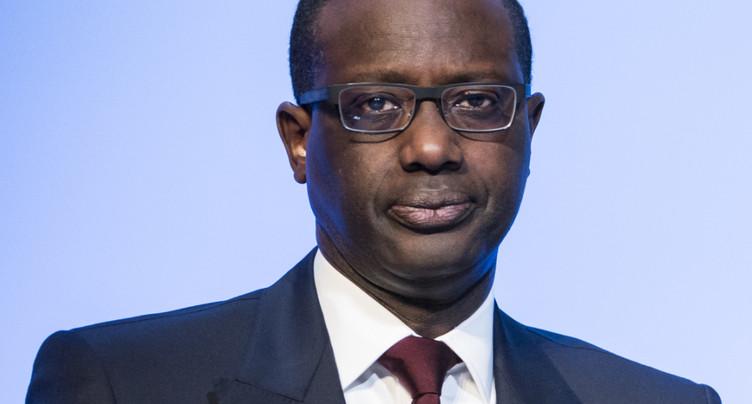 Le patron de Credit Suisse a touché 11,9 millions de francs