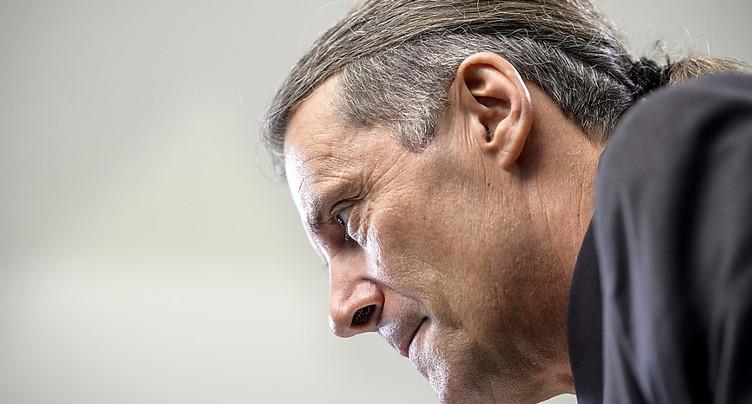 L'UDC du Valais romand recours contre les résultats du scrutin