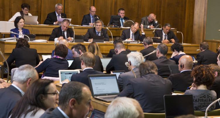 L'UDC Valais veut ajourner l'assermentation du nouveau gouvernement