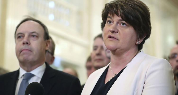Echec des discussions pour former un gouvernement nord-irlandais