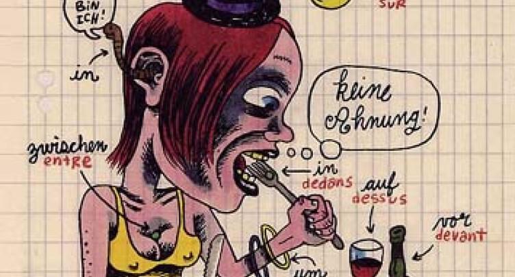 Fumetto consacre une rétrospective à Julie Doucet
