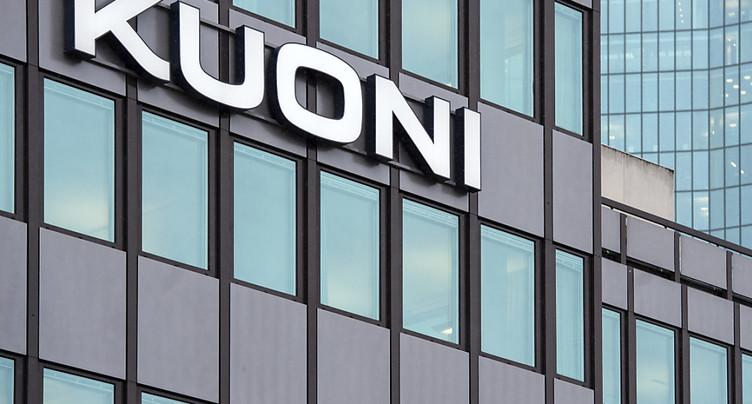 Le groupe Kuoni dégage à nouveau un bénéfice au terme de 2016