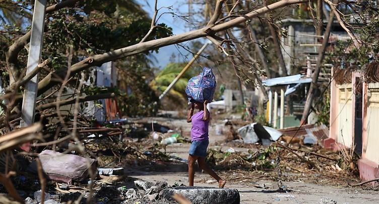 Le coût des catastrophes est reparti à la hausse en 2016