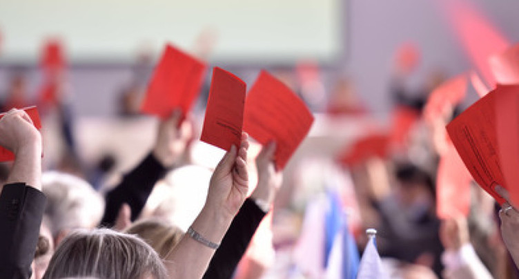 Le PS débat d'un vote général sur la prévoyance vieillesse 2020