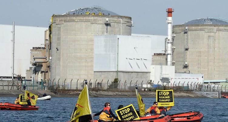 Le décret sur la fermeture de la centrale de Fessenheim est publié