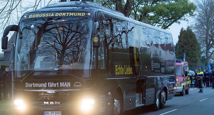 La piste islamiste est examinée par la police allemande à Dortmund