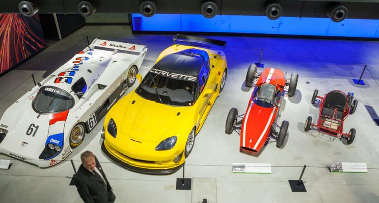 Le Musée des transports remet à jour sa Halle du transport routier