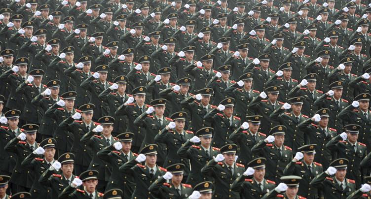 L'armée chinoise s'adapte aux nouveaux périls