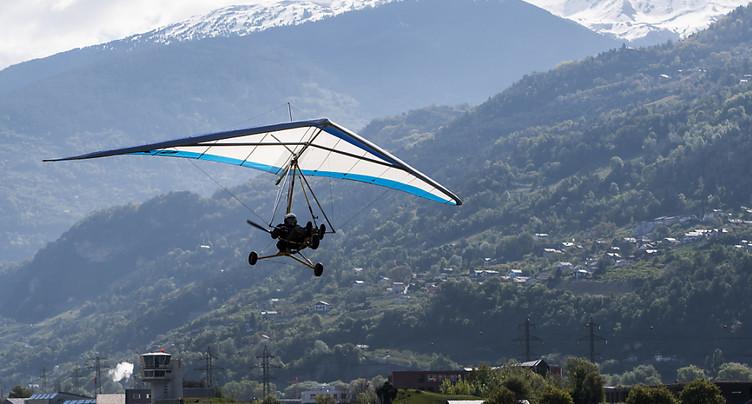 Projet d'aviation électrique à l'aéroport de Sion