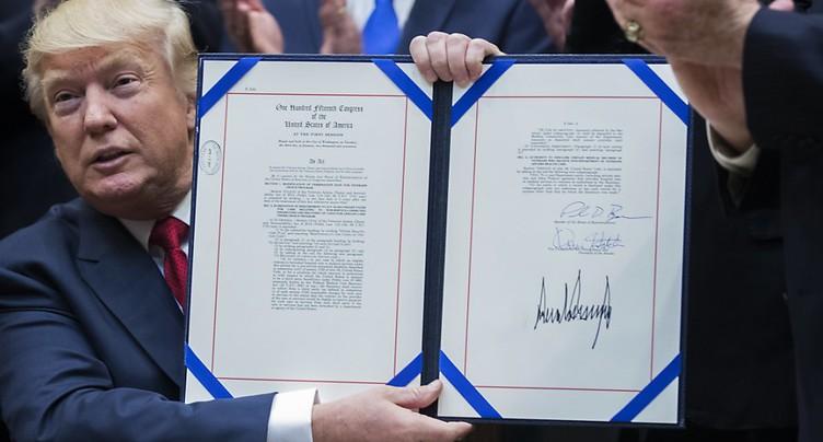 150 entreprises à l'attaque des décrets anti-immigration de Trump