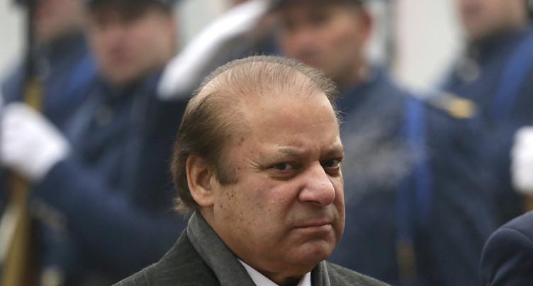 Haute sécurité avant le verdict annoncé sur Nawaz Sharif
