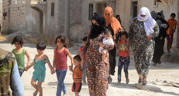 Berne doit renforcer son engagement en Syrie, selon Caritas Suisse