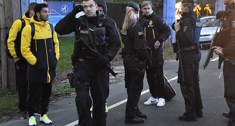 L'auteur présumé de l'attaque à Dortmund arrêté