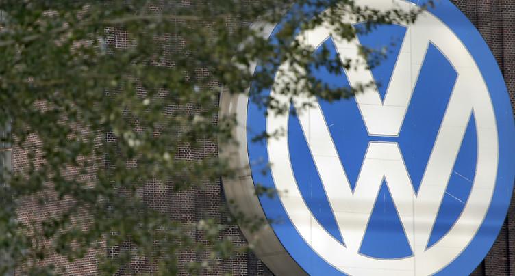 Volkswagen: mise à l'épreuve de trois ans aux Etats-Unis