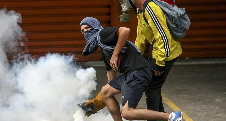 Onze morts dans la nuit de jeudi à vendredi à Caracas (parquet)