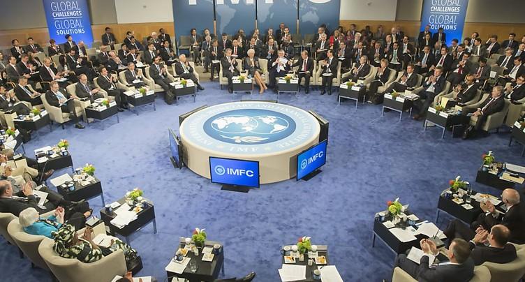 Le FMI retire le mot « protectionnisme » de son communiqué final
