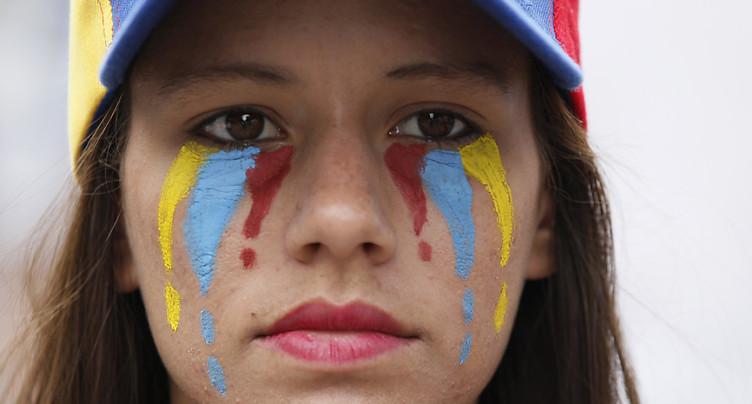 L'opposition vénézuélienne marche en hommage aux 20 morts des dernières semaines