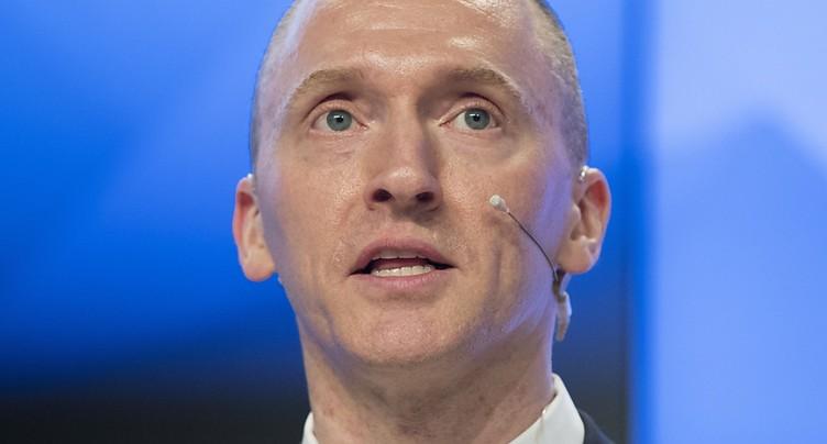 Moscou a voulu influencer des conseillers de Trump avant l'élection